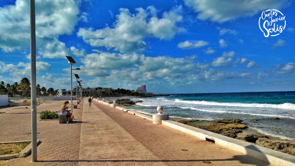 Costa de Isla Mujeres