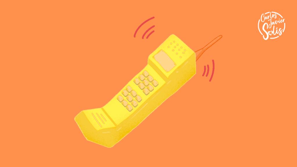 Teléfono Vía Satélite del botiquín de viaje