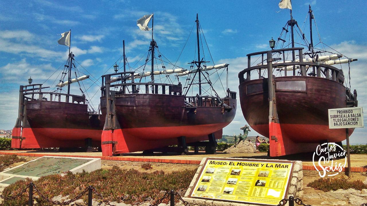 Museo del Hombre y la Mar en Santander, un lugar seguro para viajar por España este verano